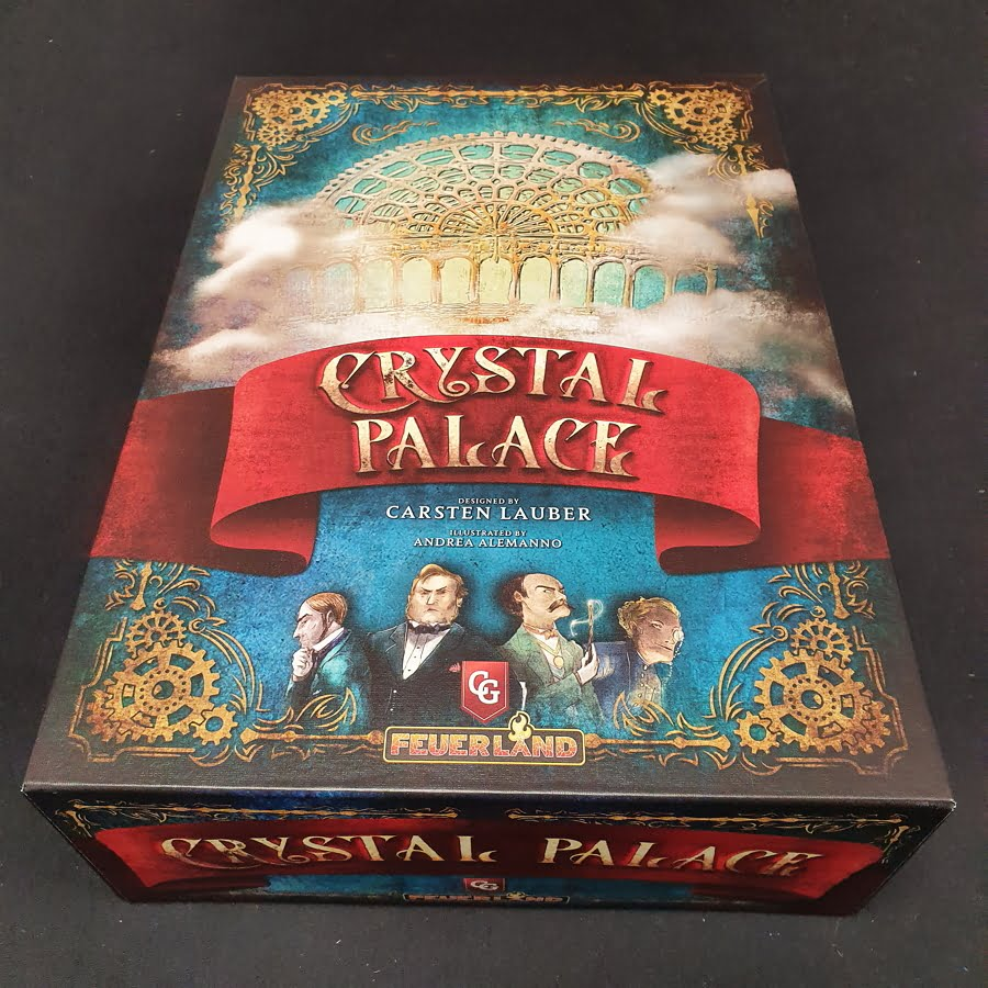 Read more about the article [規則+心得] Crystal Palace 水晶宮