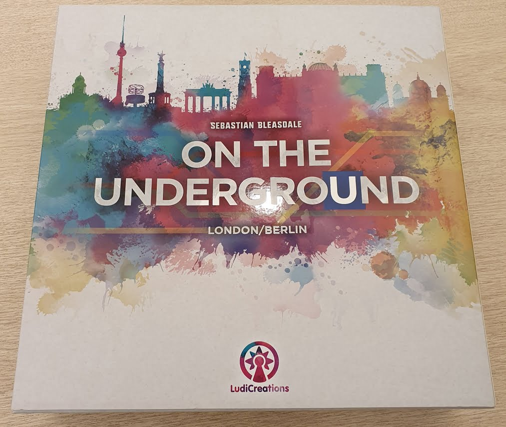 Read more about the article [規則+心得] On the Underground: London/Berlin
