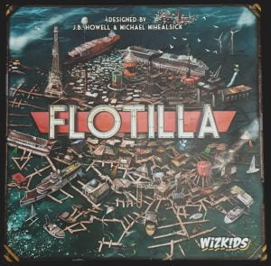 Read more about the article [規則+心得] Flotilla 艦隊
