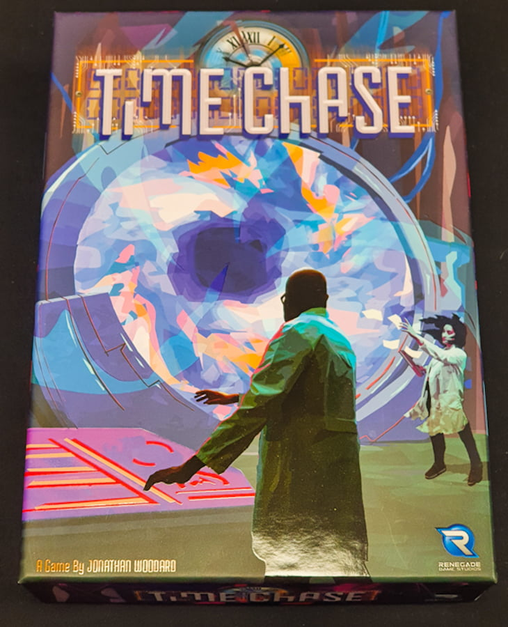 Read more about the article [規則+心得] Time Chase 時間追擊