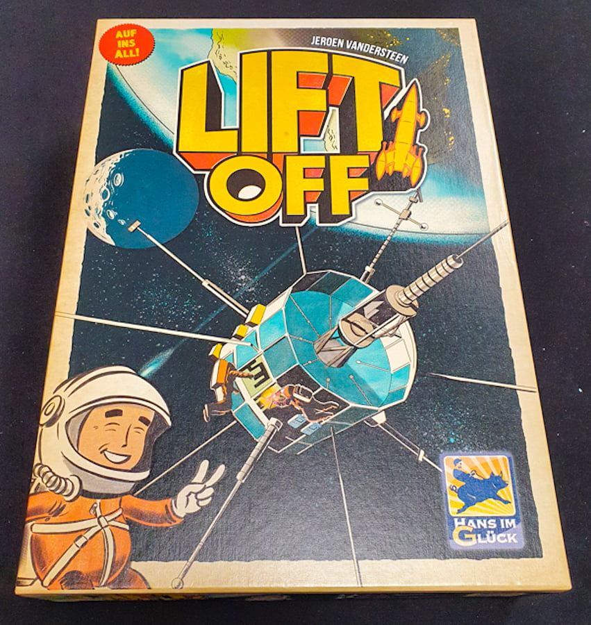 You are currently viewing [規則+心得] Lift Off 升空