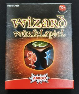 Read more about the article [規則+心得] Wizard Dice Game 神機妙算 骰子遊戲