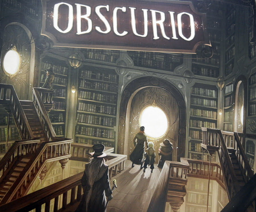You are currently viewing Obscurio 逃離魔庫