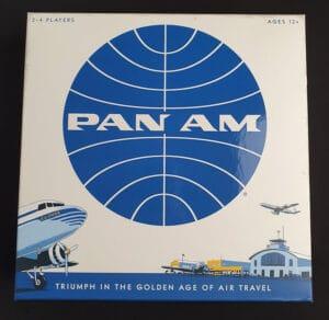 Read more about the article 《桌遊拓荒系列009》Pan Am 泛美航空