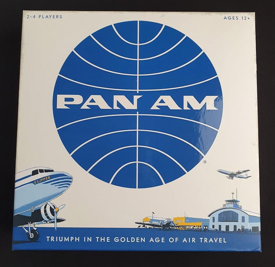 You are currently viewing 《桌遊拓荒系列009》Pan Am 泛美航空