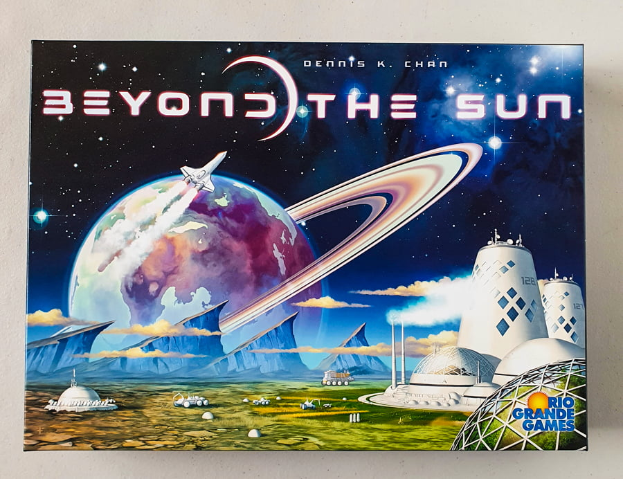 Read more about the article 《3B》Beyond the sun 衝出太陽系