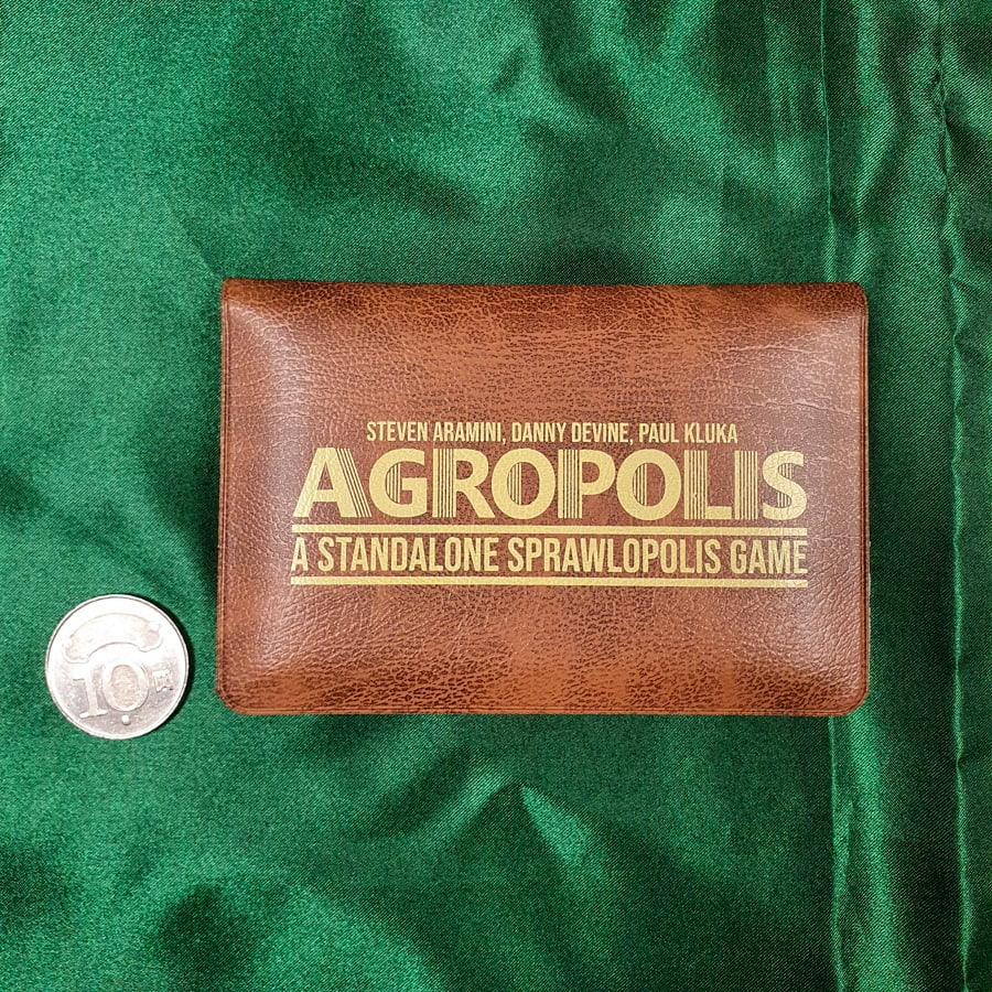 Read more about the article Agropolis 農業城