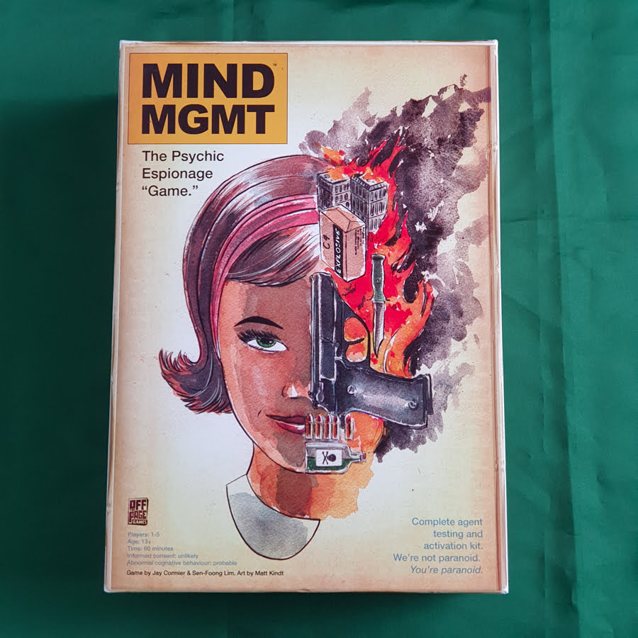 Read more about the article MIND MGMT